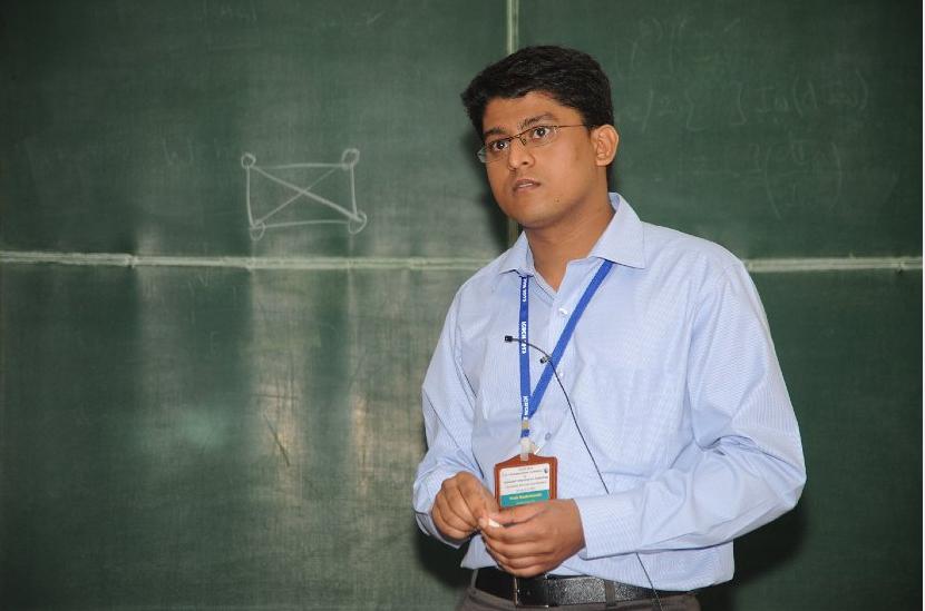 Vivek Sardeshmukh - UI CS PhD candidate