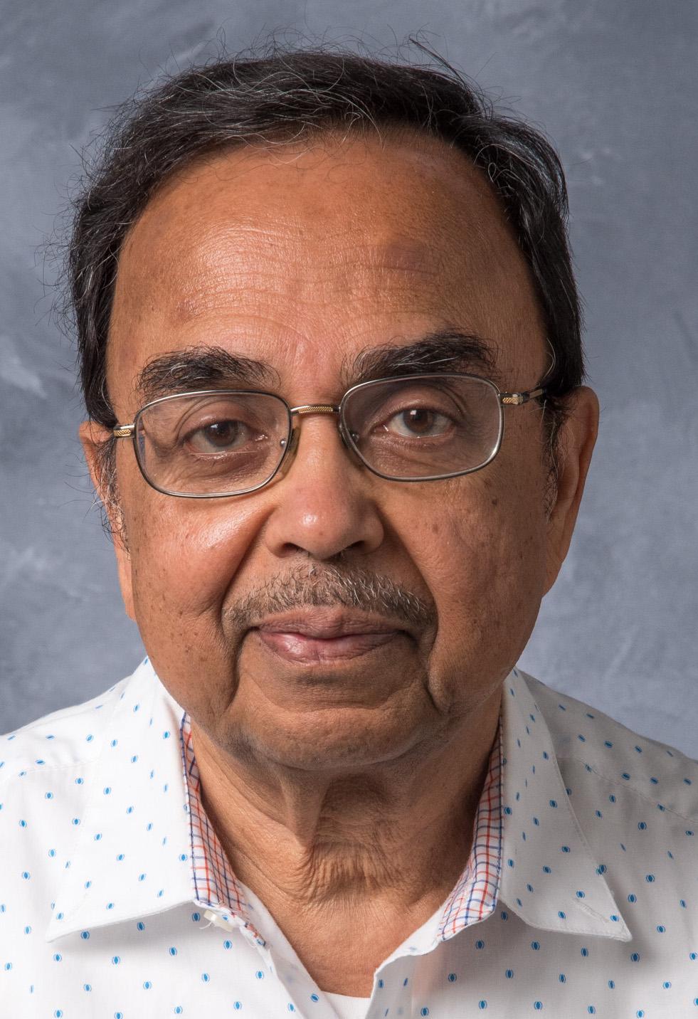 Sukumar Ghosh portrait